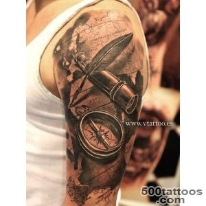 60+ Amazing 3D Tattoo Designs  Art and Design_30