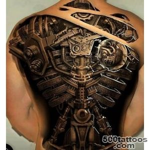 150 Most Realistic 3D Tattoos For 2016_1