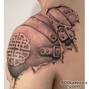 150 Most Realistic 3D Tattoos For 2016_15
