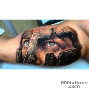 Best 3D tattoos in the world [ Part 1 ]   Amazing 3D Tattoo Design _18