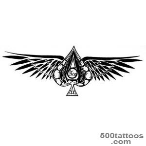DeviantArt More Like ace of spades tattoo design by fulhamghost_49