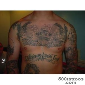 The Ink Of War Afghanistan Air Base#39s Best Tattoos  WIRED_19