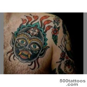 Go Retro With 24 Ancient Art Tattoo Designs   SloDive_48