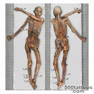 Newly Decoded Tattoos Show Ancient Mummy Was Clearly A Goth  Co _40