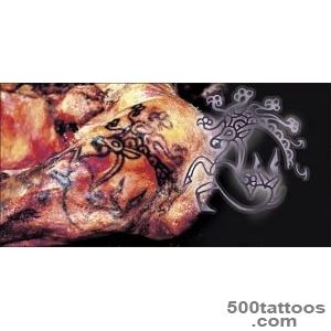 Siberian princess reveals her 2,500 year old tattoos_5