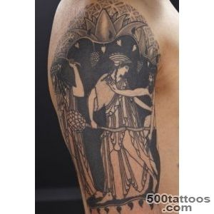 Tattoos Inspired by Ancient Greek Art  Inked Magazine_27