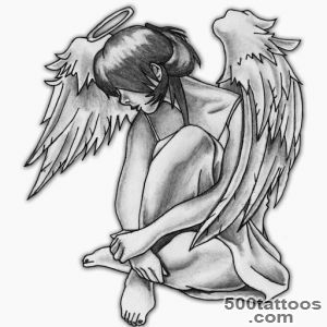 88 Best Angel Tattoos Designs and Ideas  Design A Tattoo_2