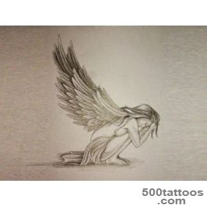 88 Best Angel Tattoos Designs and Ideas  Design A Tattoo_14