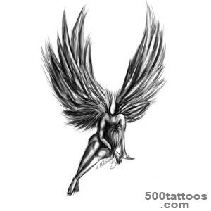 1000+ ideas about Angel Tattoo Designs on Pinterest  Angels _13