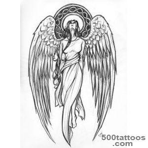 1000+ ideas about Guardian Angel Tattoo on Pinterest  Angels _28