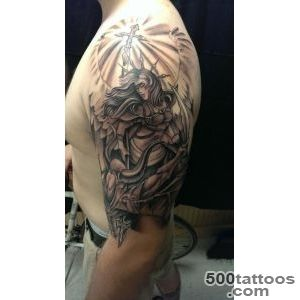 Angel Tattoos for Men   Ideas and Inspiration for guys_30