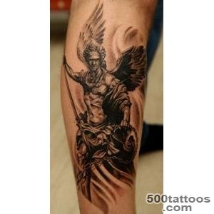 Angel Tattoos for Men   Ideas and Inspiration for guys_47