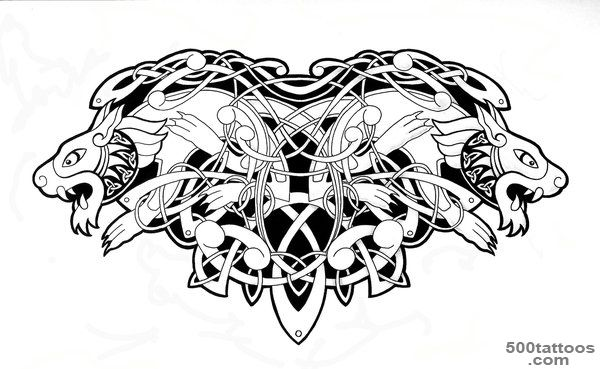Awesome Celtic Animals Tattoo Design  Tattoobite.com_48