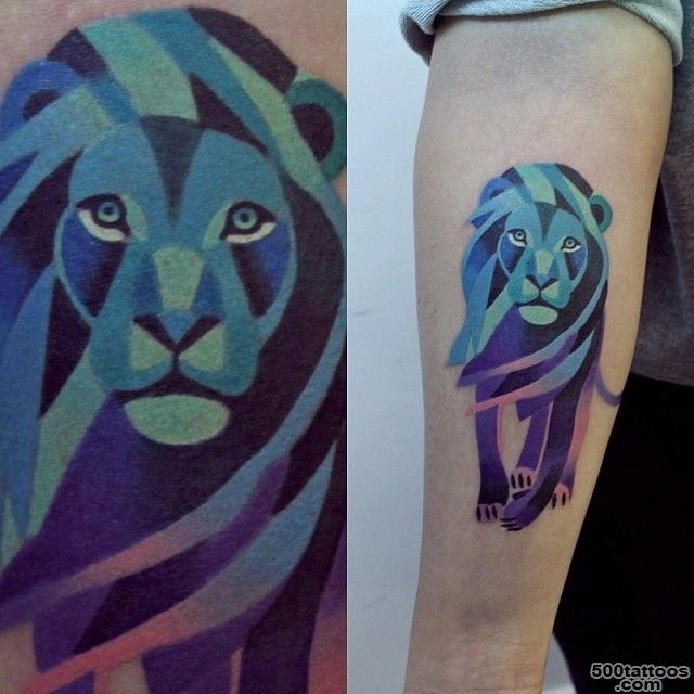 Leon Dante Animal Tattoo  Fresh 2016 Tattoos Ideas_19