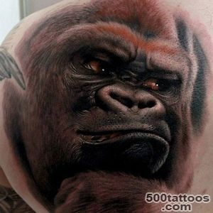 50+ Awesome Animal Tattoo Designs  Art and Design_20