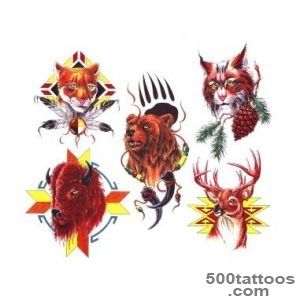 animals tattoo set1 img150 «Animals «Classic tattoo design «Tattoo _40