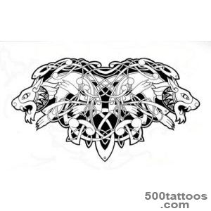 Awesome Celtic Animals Tattoo Design  Tattoobitecom_48