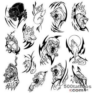 Predatory animals tattoo » Territory designer and web master _ 22