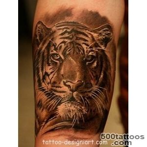 tiger animal tattoo idea image photo picture tattoos art design _6