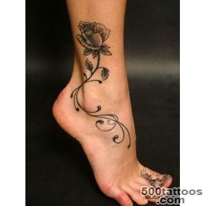 60+-Ankle-Tattoos-for-Women--Art-and-Design_32jpg