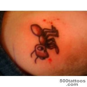 Ant Tattoos and Designs_50