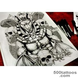 Pin Anubis Tattoo Salon Za Tetoviranje I Piercing on Pinterest_7