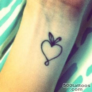 1000+ ideas about Apple Tattoo on Pinterest  Tattoos, Dedication _2