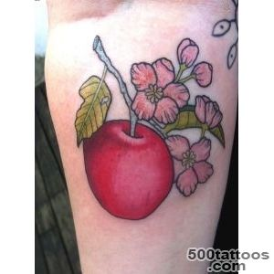 Apple Tattoos, Designs And Ideas  Page 2_21JPG