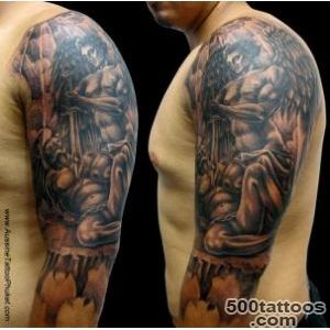 50+ Wonderful Archangel Tattoos_38