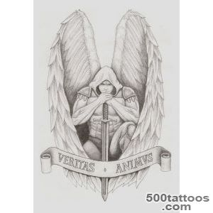 1000+ ideas about Archangel Michael Tattoo on Pinterest _3
