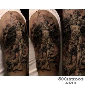 Archangel Tattoo Related Keywords amp Suggestions   Archangel Tattoo _41