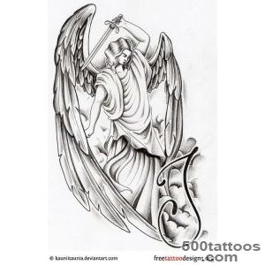 Michael Tattoos Designs