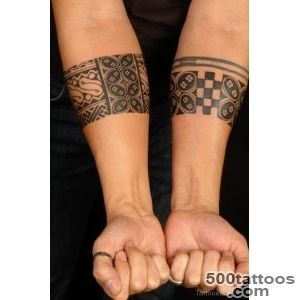 Armband tattoo designs, ideas, meanings, images