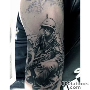 100-Military-Tattoos-For-Men---Memorial-War-Solider-Designs_43jpg