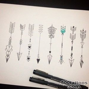 1000+ ideas about Arrow Tattoos on Pinterest  Tattoos, Arrow _10