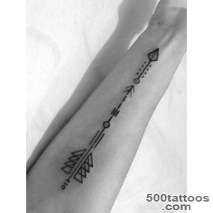 Arrow Tattoos, Designs And Ideas  Page 40_43