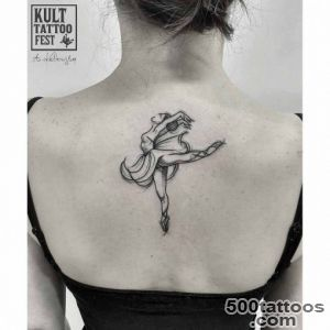 Ballerina Tattoo  Best Tattoo Ideas Gallery_22