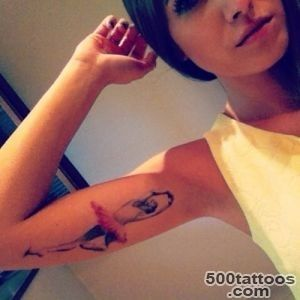 Ballerina – Tattoo Picture at CheckoutMyInkcom_39JPG