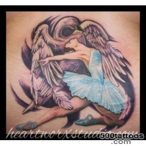 Dance tattoos on Pinterest  Ballet Dancer Tattoo, Ballerina and _44