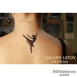 Pin Ballerina Tattoo Pictures on Pinterest_8