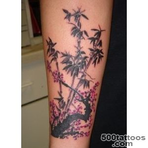 Bamboo Tree Tattoos, Designs And Ideas_11