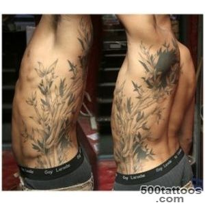 Bamboo Tree Tattoos and Designs Page 8_19