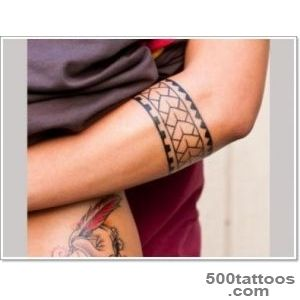 35 Most Popular Armband Tattoo Designs_14