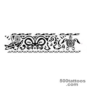 Traditional Maori Ankle Band Tattoo  Fresh 2016 Tattoos Ideas_36