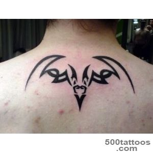 30 Cool Bat tattoo Designs For Men and Women_20