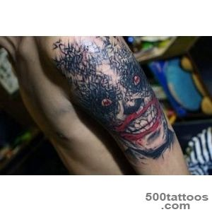 50 Bat Tattoo Designs For Men   Manly Nocturnal Design Ideas_39