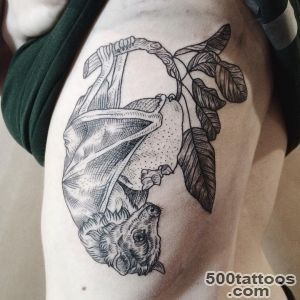 Bat Tattoo  Best Tattoo Ideas Gallery_9