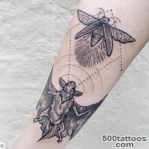 Bat Tattoo  Best Tattoo Ideas Gallery_37