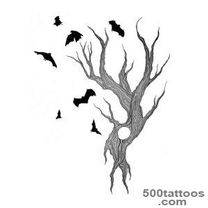 BAT TATTOOS   Tattoes Idea 2015  2016_49