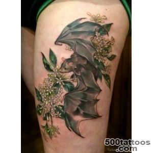 Bat Tattoos  Tattoo Designs, Tattoo Pictures  Page 6_23